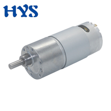 HYS Motor DC 6V 12V Gear Electric Reducer 9-2300rpm 12 Volt V Reversible JGB37-555 Motors Fixed Holder Bracket Mounting