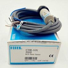 CDR 10X FOTEK SENSOR Optische Switch NPN/PNP Hoogwaardige