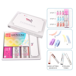 Perming Curling Lash Lift Rods Growth Eyelash Lifting Eyelash Perming Curling Nutritious Makeupbemine Eyelashes Beauty Lift Kits