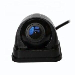 Sony Sensor Starlight IP69K 180 Graden Super Groothoek Rear View Side Ahd 1080P Camera IP68 Voor Truck Bus zware Voertuig