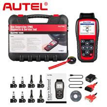 Autel TS508K OBD2 scarnner車診断ツール + 4個315 + 4個433 mhzプレミアムtpmsサービスアクティブタイヤ圧力センサー
