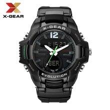 2019 Men Watches X-GEAR Sport Watch Wate