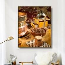 Canvas Art Painting Coffee…