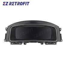 HD Digital Dashboard telefon komórkowy Mirroring wirtualny kokpit IPS ekran wirtualny zestaw wskaźników dla VW Golf 7 Golf 7.5 MK7 MK 7.5