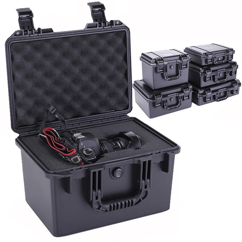 Водонепроницаемый защитный чехол из АБС-пластика, ящик для инструментов, противоударный чехол для инструментов