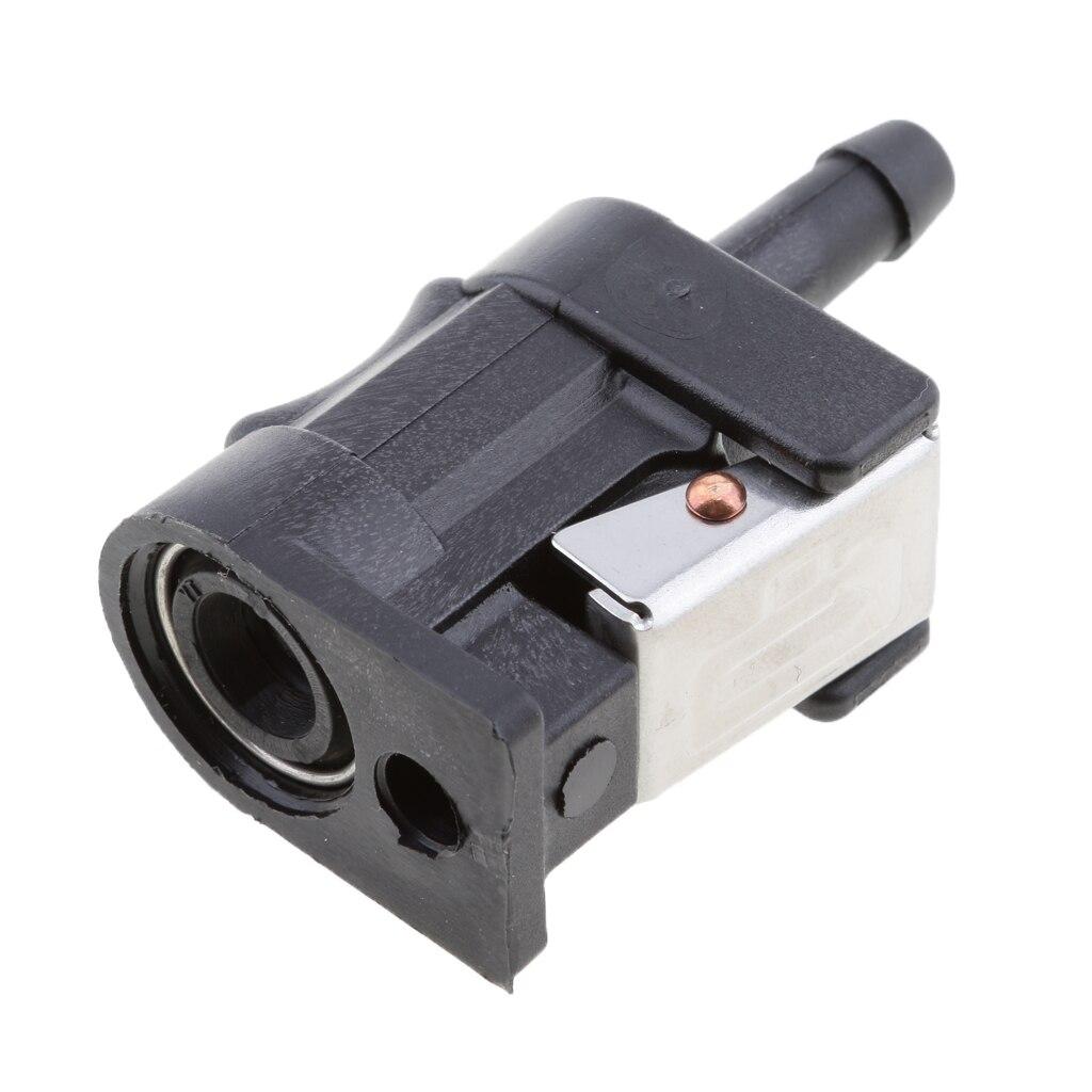 Connecteur de ligne de carburant pour Yamaha | Connecteur latéral pour le tuyau de carburant du moteur hors-bord féminin de 6mm