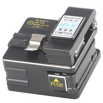 AUA-S2 Optical Cable Cutter Fiber cleaver Suitable for optical fiber welding machine