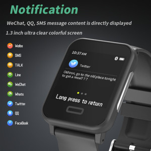 Image 2 - Longet E33 New Smart ECG Bracelet Long Standby Sleep Blood Pressure Heart Rate Monitoring Sports Waterproor for ios Android