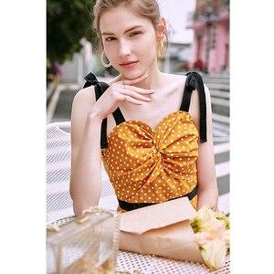 AMII летнее платье на бретельках с высокой талией, длинное Стильное женское платье в уличном стиле, модная женская одежда Vogue 11970211