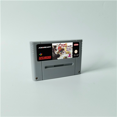 Chrono Trigger or Crimson Echoes or Flame of Eternity or Prophets Guile   RPG Game Card EUR Version English Battery Save
