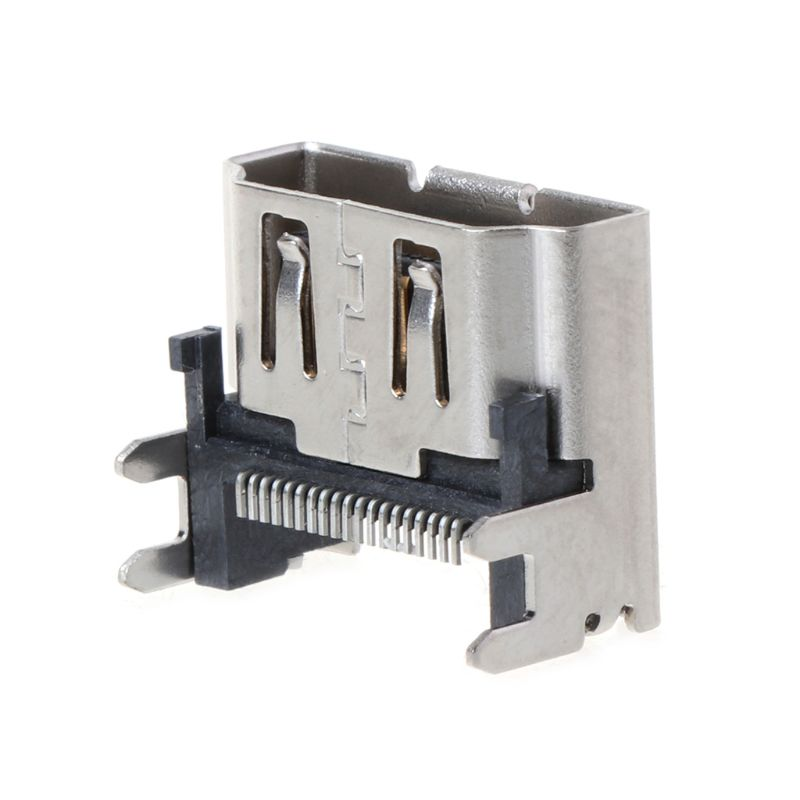 2020 New HDMI Port Socket Jack <font><b>Connector</b></font> for Sony PlayStation PS 4 <font><b>PS4</b></font> Pro/Slim Display Console image
