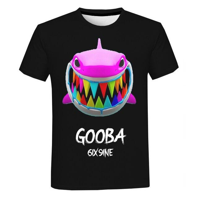 Gooba Tshirt 6