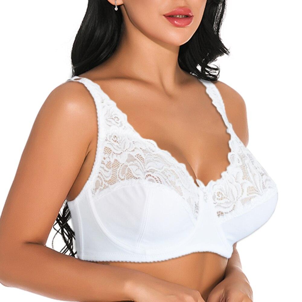 Women Sexy Lingerie Bra Delicate Lace bralette bras Underwired Tops Beautiful Underwear A B C D DD E Cup 1