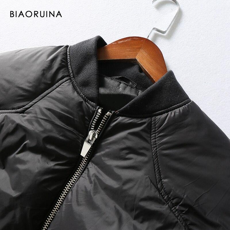 Sleeved Fashion Warm Jacket