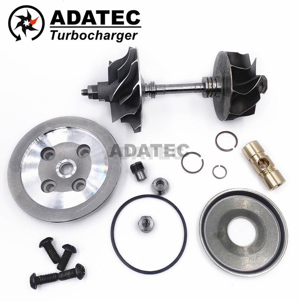 GTB2260VZK 799671 turbo repair kit 810822 turbine replace 059145874LX for <font><b>Audi</b></font> Q5 3.0 <font><b>TDI</b></font> 180 Kw - 245 HP CDUC, CKVC 2011-2014 image