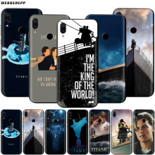 Titanic Movie Case for Xiaomi Redmi 4A 4X 5 5A 6 6A 7 7A S2 Note Go K20 Pro Plus Prime 8T(China)