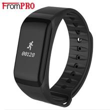 F1 Smart Bracelet Heart Rate Blood Pressure Health Waterproof Watch Bluetooth Wristband Fitness Tracker Relogio 2019