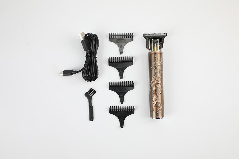 de barbear usb corte barbearia