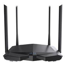 Tenda AC6 AC1200 Dual Band 2,4/Wi-Fi 5 ГГц Wi-Fi маршрутизатор высокой Скорость Беспроводной Интернет Маршрутизаторы со смарт-приложение MU-MIMO для дома Soho