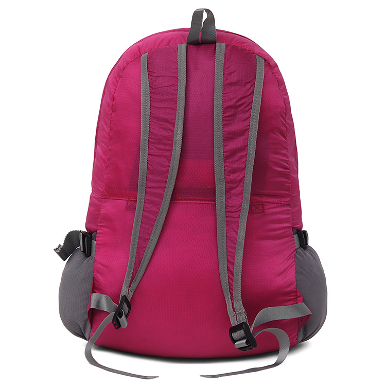 30l Multi-functional Folding Backpack Travel Outdoor Mountain Climbing Backpack Waterproof Travel Storage Bag