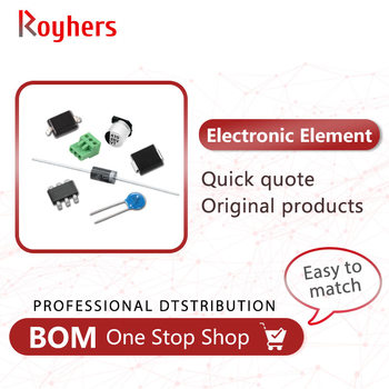 One Stop Purchase Of Electronic Components BOM IC Chip Resistor Capacitor Inductor Relay LED PCB Diode Triode Potentiometer RFQ image