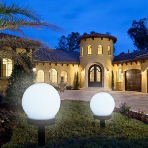LED Bulbs 2pcs Solar Power LED