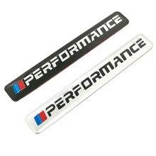 1 шт. Автомобильная наклейка с логотипом значок Автомобильная эмблема наклейка M Power Performance для BMW E28 E30 E34 E36 E39 E46 E53 E60 E61 E62 X1 X2 X3 X4 X5