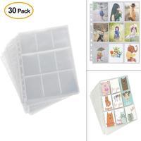 270 9-Карманные игровые/коллекционная карточная страницы альбома/связующие листы для покемон yu-gi-ой