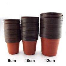 Planta pote de plantio flor berçário starter crescer em casa vaso de jardinagem recipiente com hollows ferramenta jardim