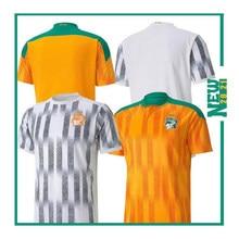 Spedizione gratuita 2020 2021 maglia avorio costa avorio Yaya Toure DROGBA squadra nazionale di calcio uniforme maglia da calcio