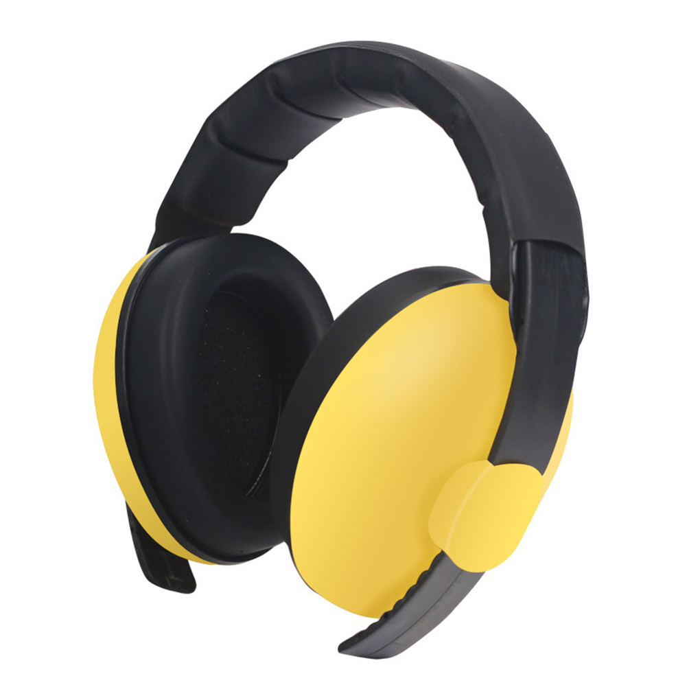 Slow Rebound Concert Kids Baby Earmuffs Boys Girls Sound Ear Hearing Protection Ergonomic Light Weight Sleep Noise Cancelling