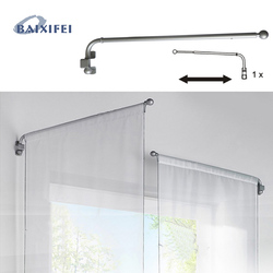 D12/8 мм переменный стержень, аксессуары для занавесок стержень для украшения окон