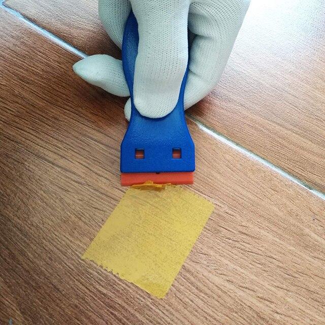 Углеродное волокно пленка Бритва для чистого бритья скребок