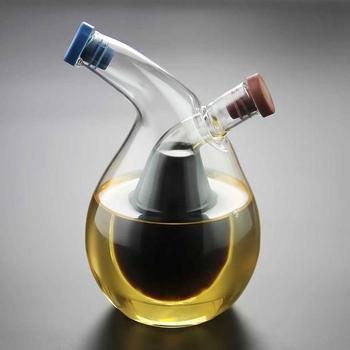 Wonderlife-dispensador de cocina 2 en 1, depósito de aceite de oliva, botella...