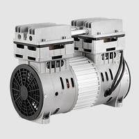 1200W/1500W silent air compressor head silent air pump painting woodworking dental accessories air pump pump head motor
