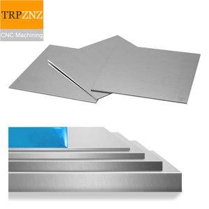 6061 aluminum plate processing customization, laser cutting bend,7075Aluminum sheet 1/2/3/4/5/6 /10mm
