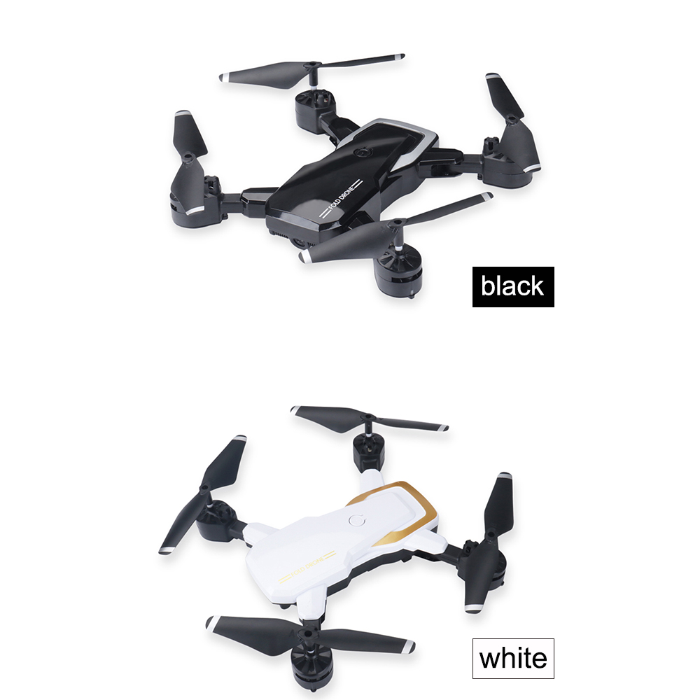 New RC 4CH 4-Axis 1080P Mini RC Drone Remote Control Toys Black And White 360 Camera Drone Quadcopter RC Drone Toy for Kid Adult(China)