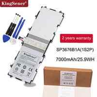 SP3676B1A (1S2P) nuova Batteria per Samsung Galaxy Tab 2 10.1 GT-N8000 GT-N8010 GT-N8013 GT-P5100 GT-P5110 P5113 P7510 P7500 P5100