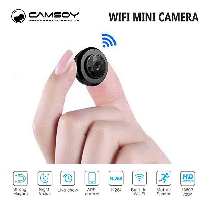 Wireless Video CCTV Mini Wi-Fi Security Surveillance Micro Home With Wifi IP Camera Cam Camara For Phone DVR IPcamera Nanny Pet