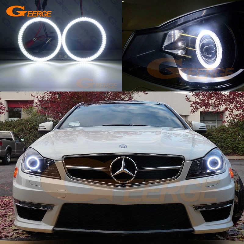 Headlight Mounting Bracket Right O//S Mercedes C-Class W204 Saloon 2011-2014 New