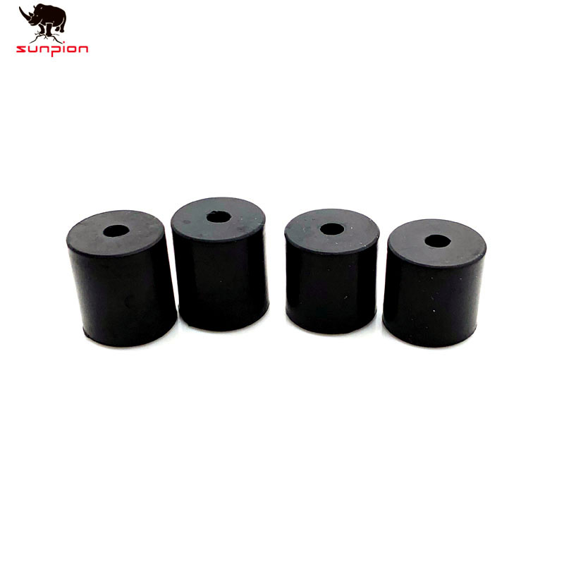 3D Printer Heat Bed Parts Hot Bed Silicone Leveling Stable Pressure Bed Tool Heat-Resistant Silicone Buffer Professional