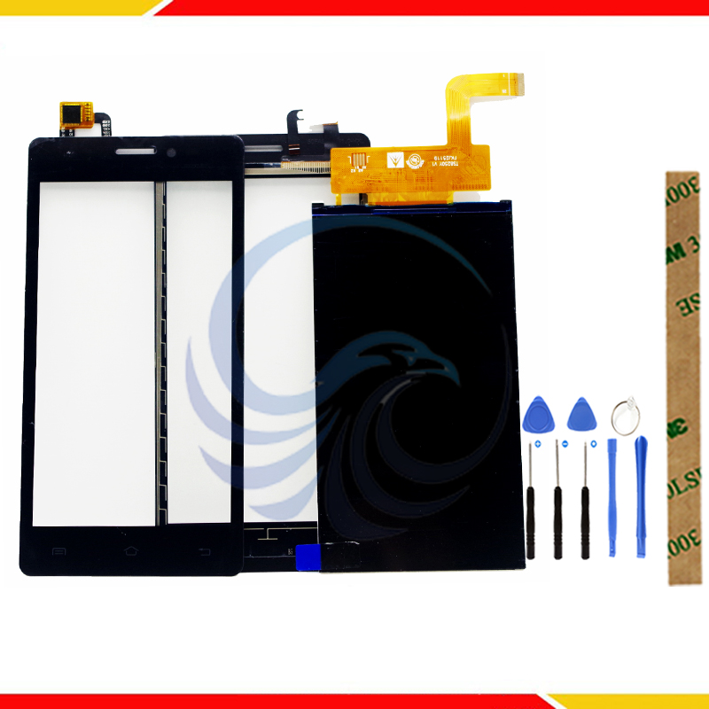 Tested LCD Display For Prestigio Wize C3 PSP 3503 DUO PSP3503 3505 3509 3519 LCD Display With Touch Screen Complete assembly|Mobile Phone LCD Screens| |  - title=