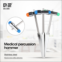 RZ Percussion Hammer Neurological Reflex Medical Surgical Medical Healthy Diagno