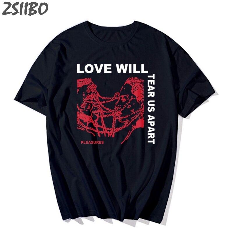 Для мужчин футболка рэпер lil peep открытым Любовь разорвет нас с крутым принтом Unsixe короткий рукав Футболка в стиле «хип-хоп» Детские футболки...
