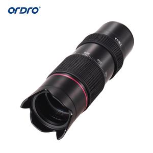 Image 1 - ORDRO TX 13 12X Ultra HD Monocular teleobjetivo lente Zoom teleobjetivo para ORDRO HDR AZ50, HDR AC3, HDV D395, HDV Z20 cámara DV
