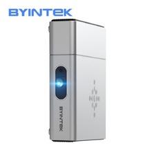 BYINTEK U50 DLP Mini 3D 4K Android inteligentne Wifi przenośny projektor Full HD 1080P lAsEr LED Proyector do kina Smartphone tanie tanio Auto Korekty Instrukcja Korekta CN (pochodzenie) 16 09 X2 0 500 ANSI lumens 1920x1080 dpi 400ANSI U50 Pro 30inch-300inch