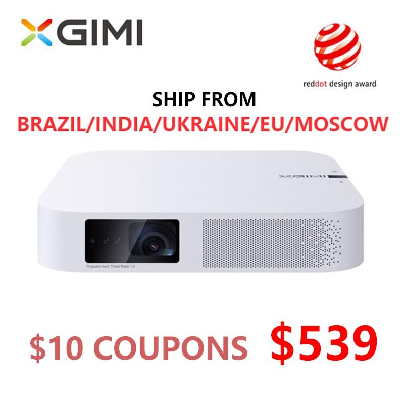 XGIMI Z6 Polar Mini home cinéma intelligent portable 3D Android 6.0 wifi 1080P Full HD Home cinéma Bluetooth projecteurs