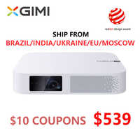 XGIMI Z6 Polar portátil Mini home theater inteligente 3D Android 6.0 wifi 1080P Full HD projetores de Cinema Em Casa Do Bluetooth