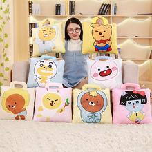 RYAN APEACH plush pillow toy kawaii TUBE MUZI stuffed doll nap quilt cartoon sofa cushion children's day gift girlfriend present ботинки nando muzi nando muzi na008awbxoc1