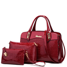 Women Handbag Composite Bag Womens Stone pattern Luxury Designer Female Shoulder Bags High Quality